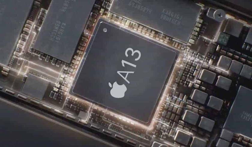 Apple begun production of A13 processors