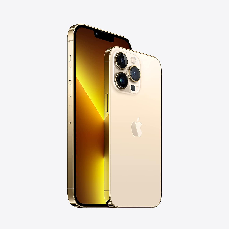 Apple iPhone 13 Pro Gold 2