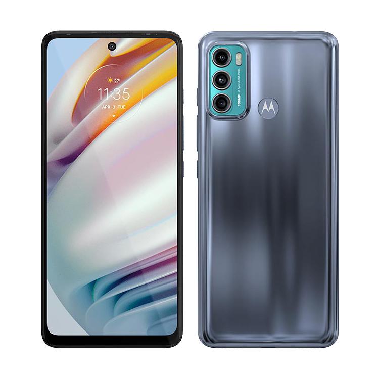 Motorola Moto G60 Front and Back