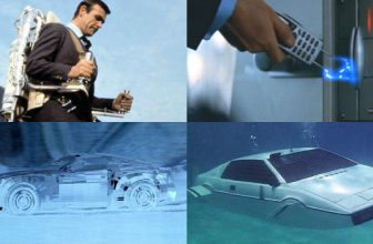 Best James Bond Gadgets