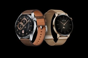 Huawei Watch GT 3 and FreeBuds Lipstick Unveiled