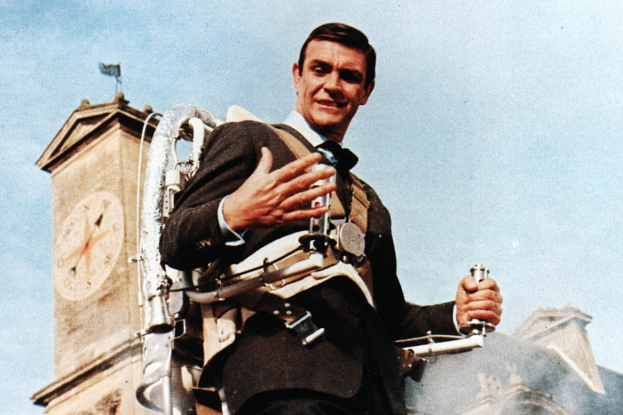 Top 20 most astonishing and outrageous James Bond gadgets of all time