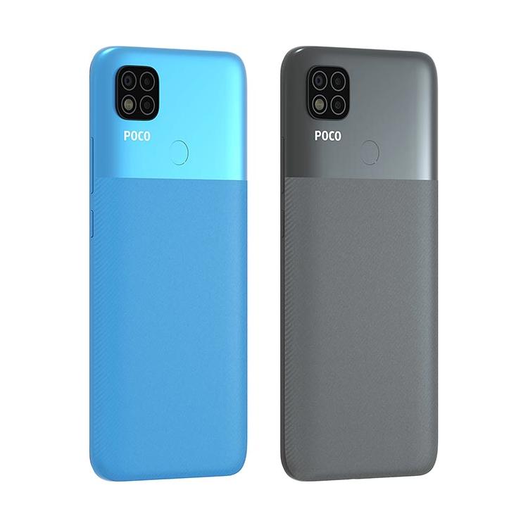 Xiaomi Poco C31 Back Colors