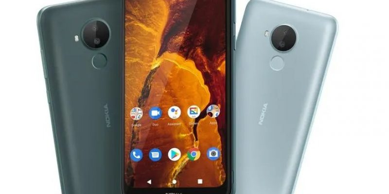 Nokia C30 launched in India with 6.82-inch HD+ display, 4GB RAM and 6,000mAh battery